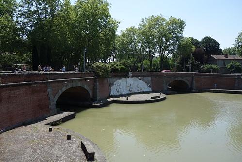 Port de l'Embouchure - Canal du Midi - Toulouse, France