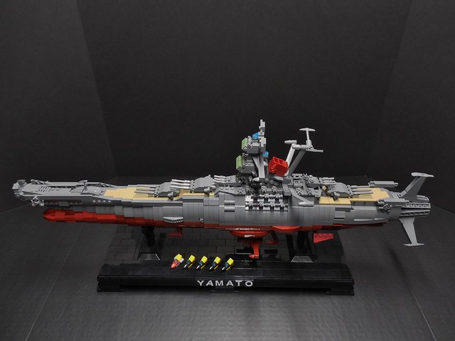 Space Battleship Yamato 001, Nikon COOLPIX L610