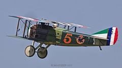 SPAD S XIII C1 / Memorial Flight / F-AZFP | 5 - Photo of Itteville