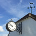 Basildon Bond clock, Apsley Mill