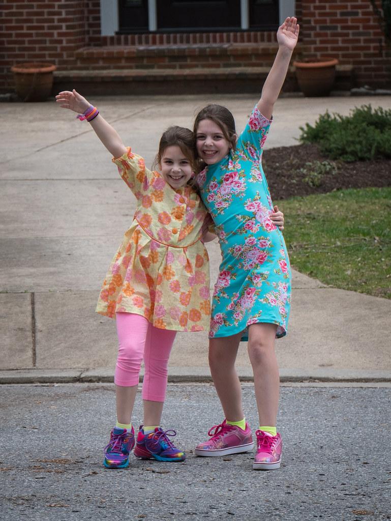 Heely sisters