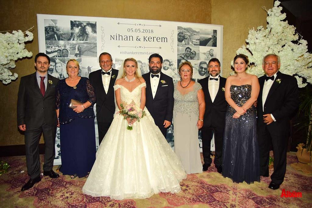 Nihan Saldıraner ve Kerem Sidar
