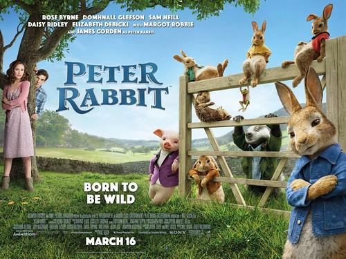Peter Rabbit - Poster 5