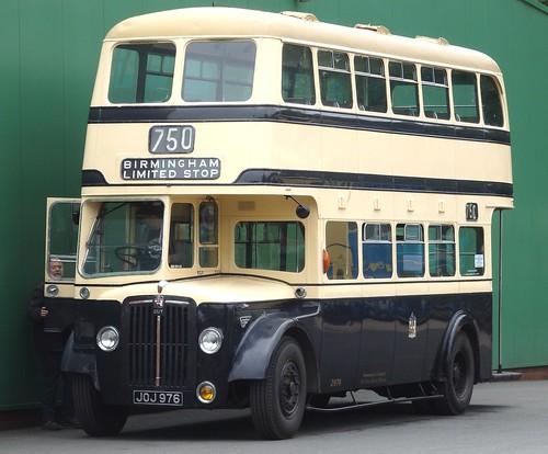 Birmingham Guy Arab bus