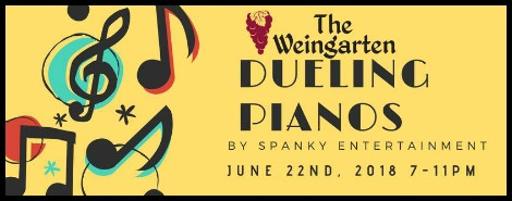 Dueling Pianos 6-22-18