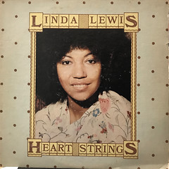 LINDA LEWIS:HEART STRINGS(JACKET A)