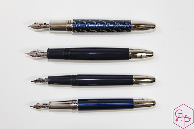 Montblanc Le Petit Prince Fountain Pen Collection Overview @Montblanc_World @AppelboomLaren 46