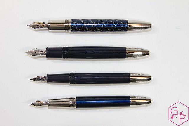 Montblanc Le Petit Prince Fountain Pen Collection Overview @Montblanc_World @AppelboomLaren 46