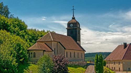 Eglise de Sombacour