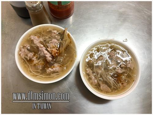 紅樹腳香菇肉羹