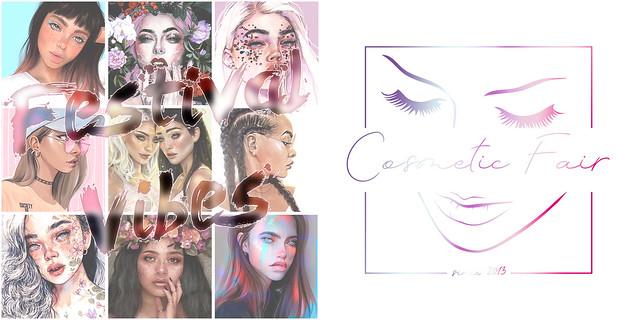 Cosmetic Fair - July 2018