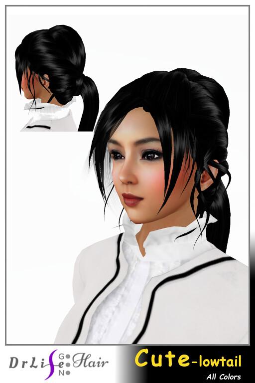 DrLifeGen3Hair Cute-lowtail