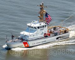United States Coast Guard Cutter Shrike (WPB 87342), 2018 Fleet Week, New York City