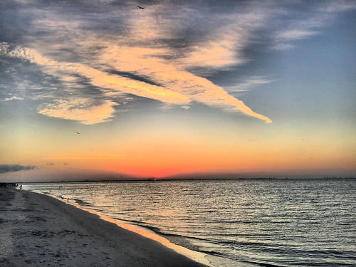Sanibel Island sunrise 01-20180407