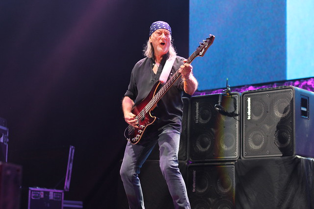 """Deep Purple в """"Олимпийском"""""""