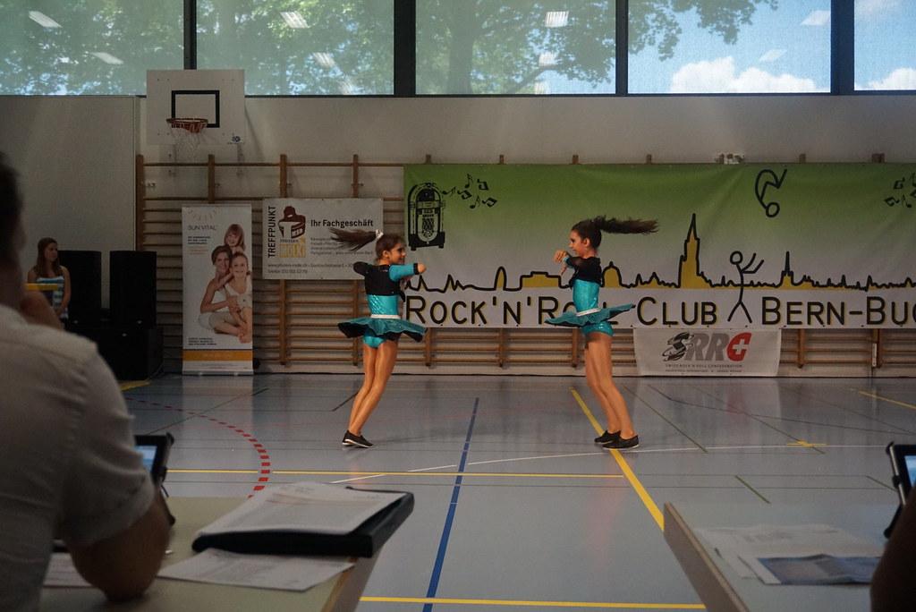 Swisscup Bern 2.06.18