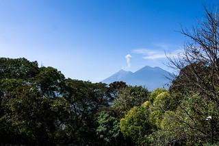 Volcan de Fuego: Viele Tote bei Vulkanausbruch in Guatemala