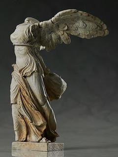勝利女神超進化~~~ figma《桌上美術館》薩莫色雷斯的勝利女神 尼克(テーブル美術館 サモトラケのニケ)