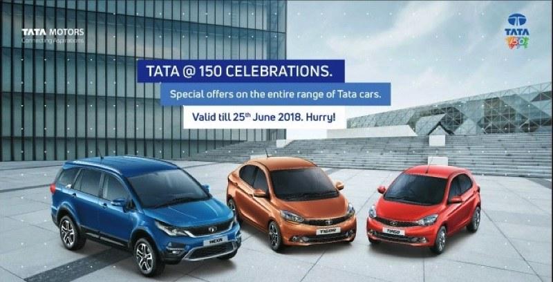 Tata Motors June Offer