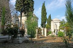 Süleymaniye Külliyesi Haziresi