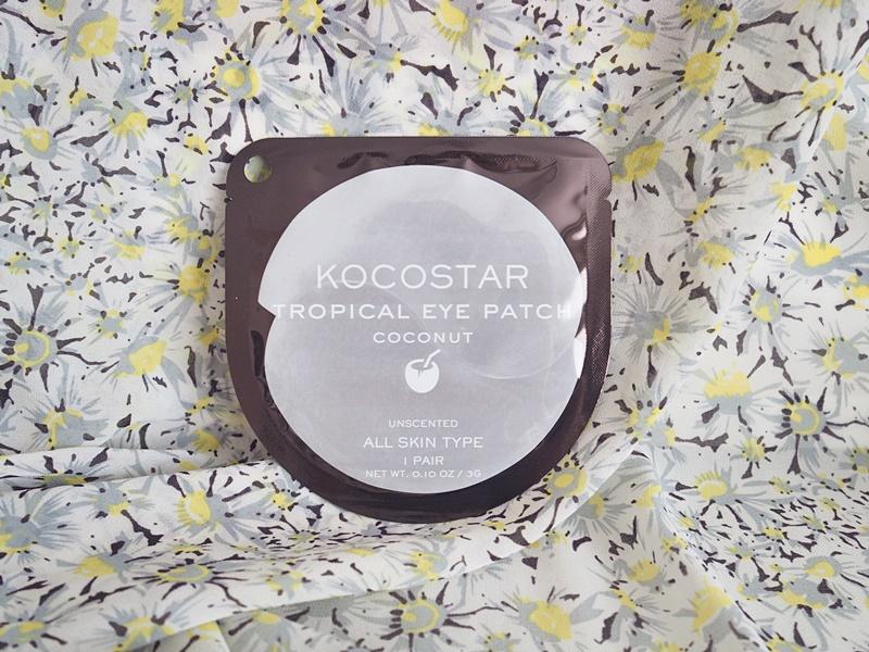 kocostar eyepatch kesä