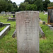 Grave of Flight Sergeant Thomas Arthur Maslen, Haycombe Cemetery, Bath, Somerset