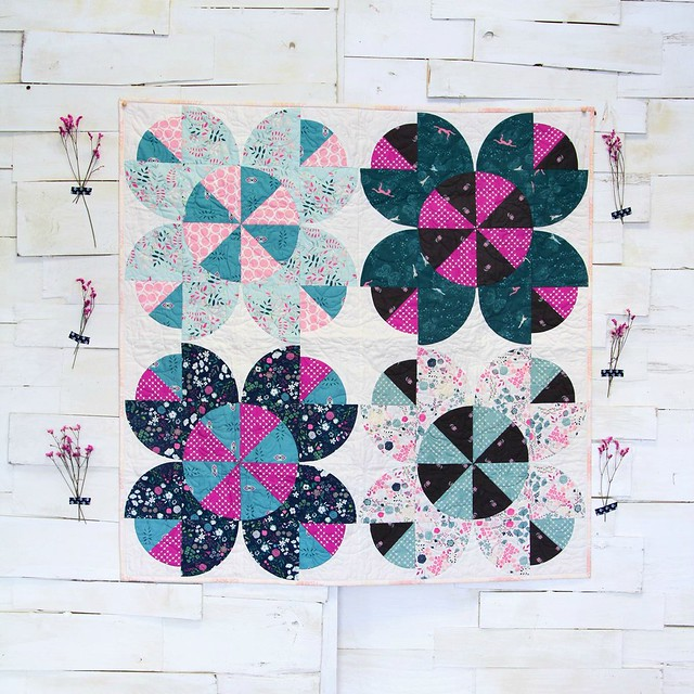 Flower Crown Quilt