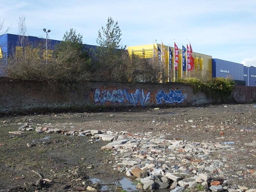 Graffiti Grangetown, Cardiff