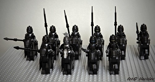 Undead army - Undead Knights