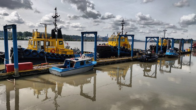 Tugs at the Quay