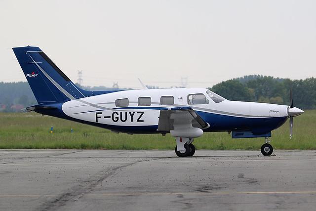 F-GUYZ Piper PA-46 Mirage LIL