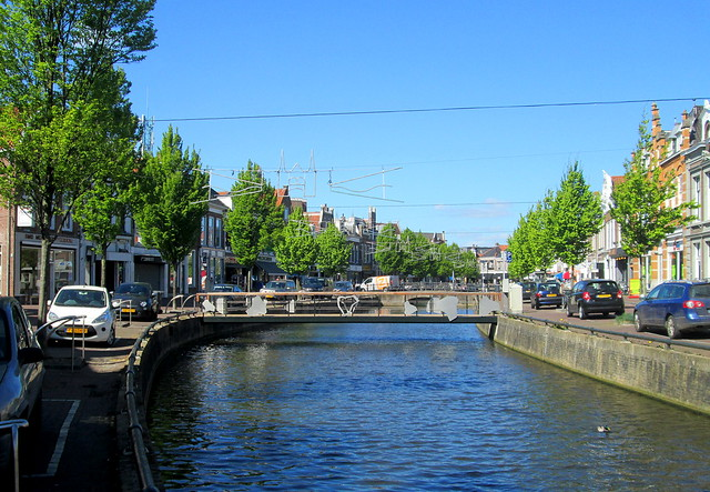 Canal in Sneek
