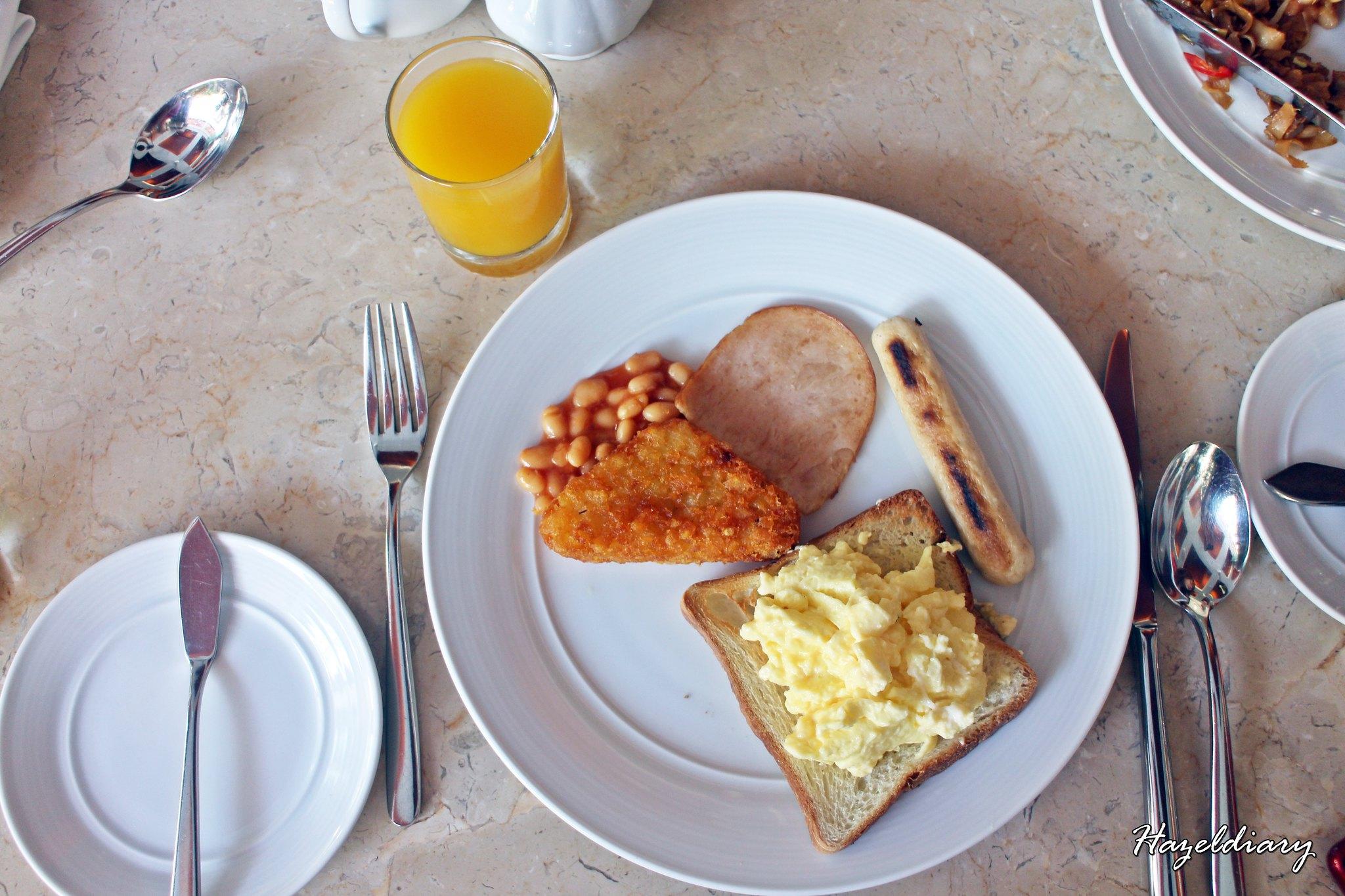 Hotel Penaga-Breakfast