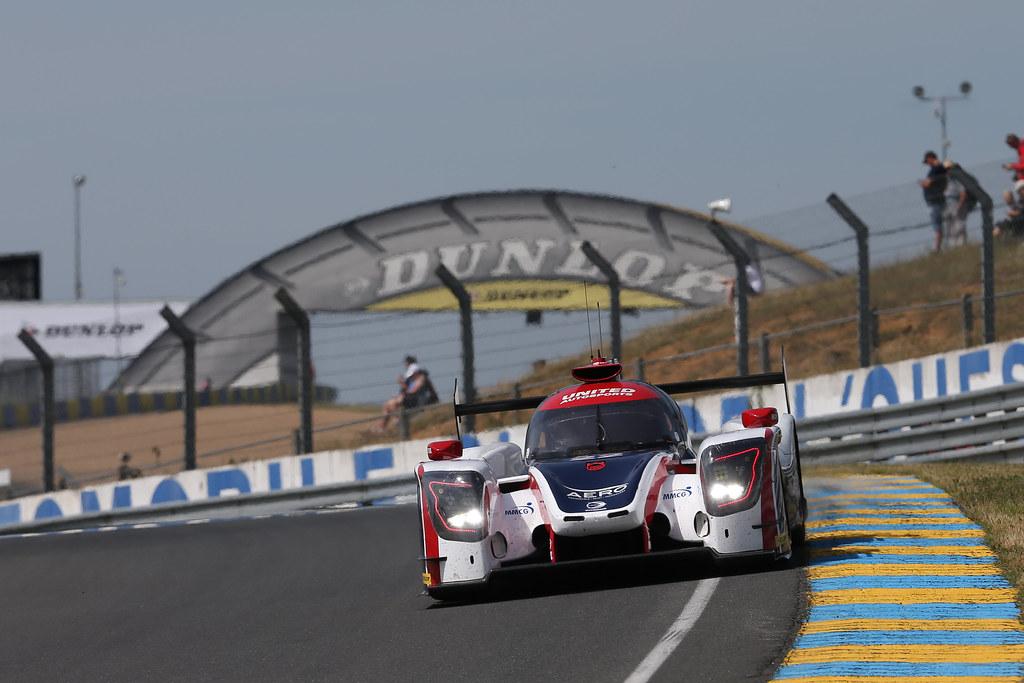 United-Autosports-Le-Mans-Test-048