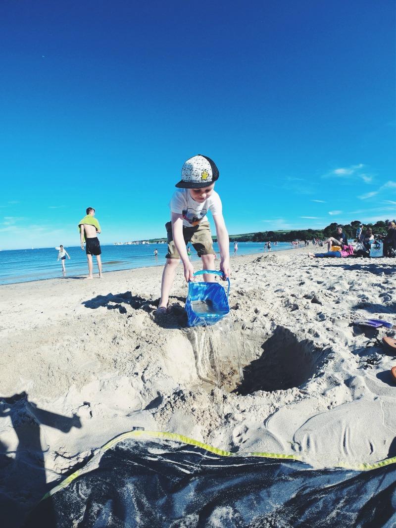 Sandcastles Studland