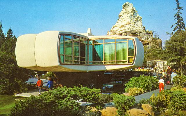 House of the Future, Disneyland, Anaheim, California