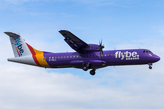 LIL - ATR 72-212A (G-ISLL) Flybe