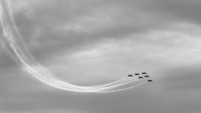 Aerobatics - Smoke Squadron - dreams 2