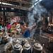 Chengdu Tea House by Stuck in Customs