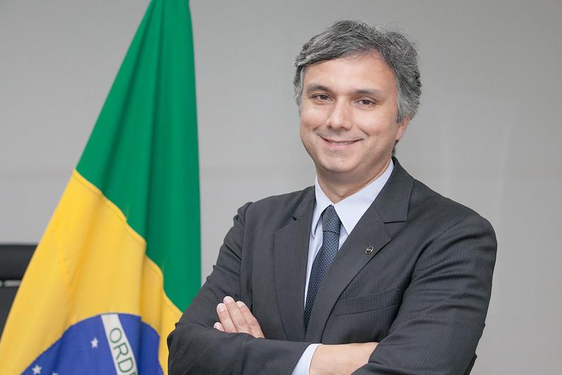 Retratos Ministro Esteves Colnago