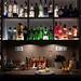 Low light and drinks by J.L. Briz
