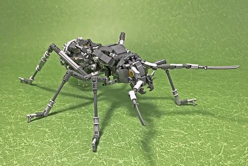 LEGO Mecha Ant-MK2-06