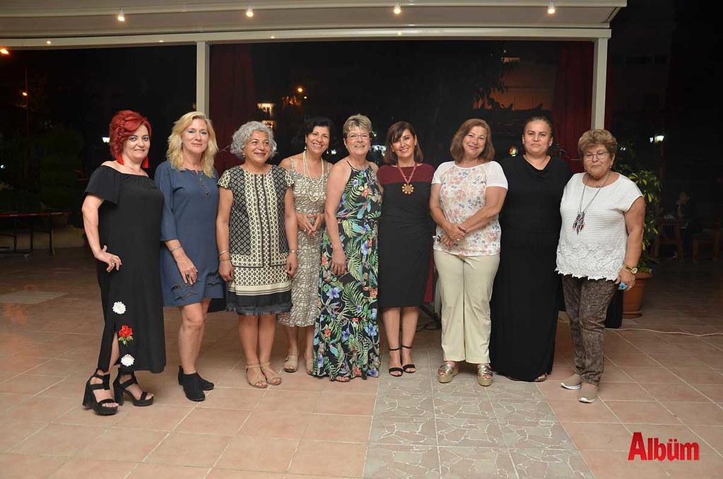 Türkiye Kadından Birliği Alanya iftar