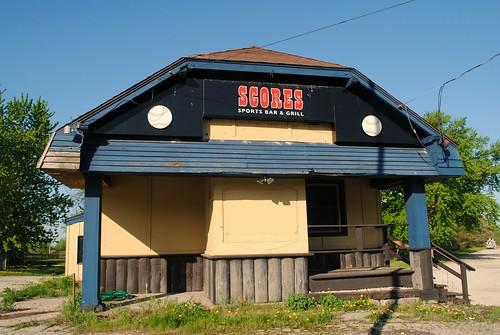 Closed Scores Sports Bar & Grill - Kenosha
