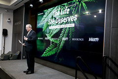 President of The Brookings Institution John R. Allen introduces new documentary on medical marijuana