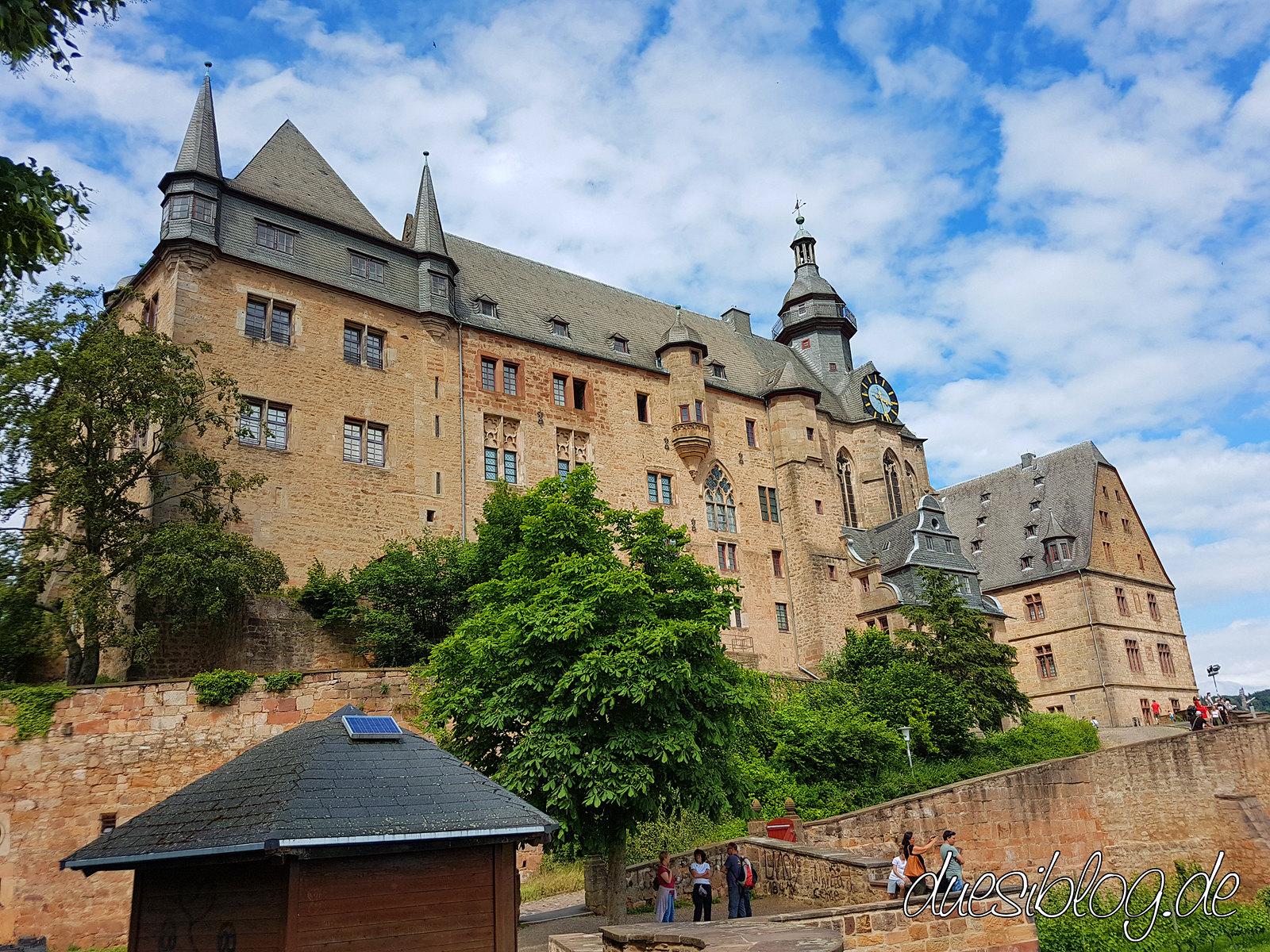 Marburg Schloss Travelblog Düsiblog 18