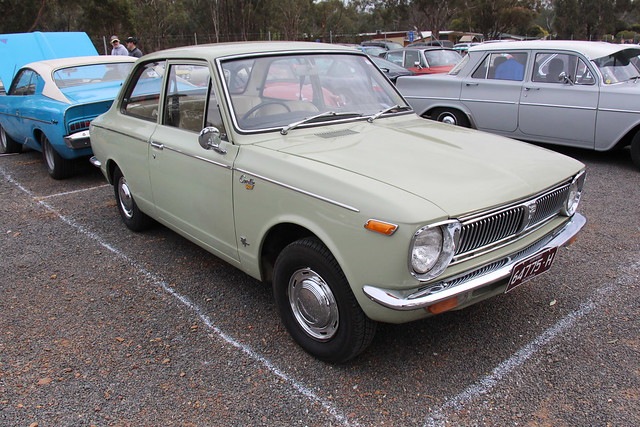 Corolla (E10) - Toyota