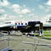 Handley-Page HPR.7 Jetstream Srs. 200 G-AWVK Farnborough 2-9-86