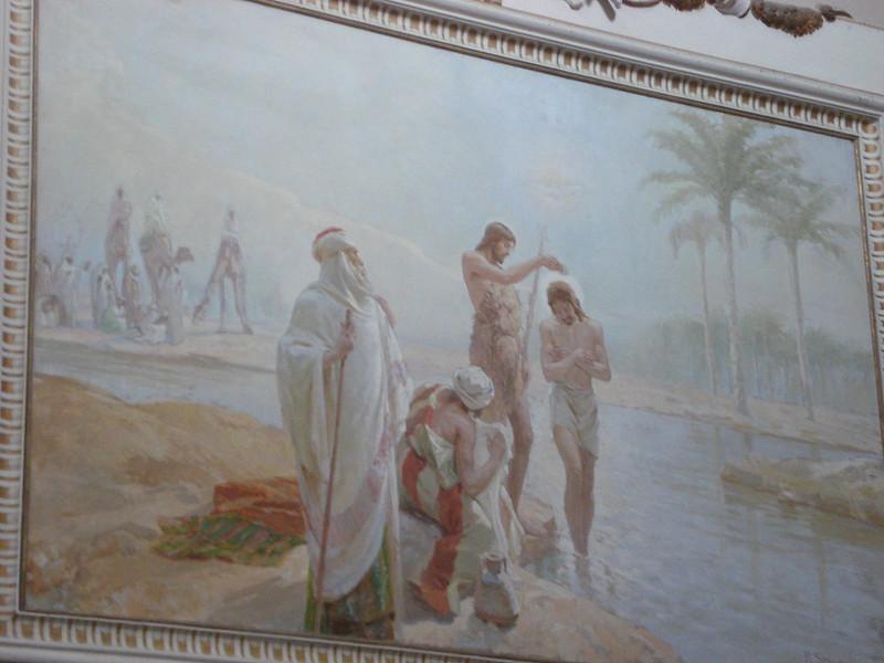 030-Крещение Христово (Розарио Спаьола)