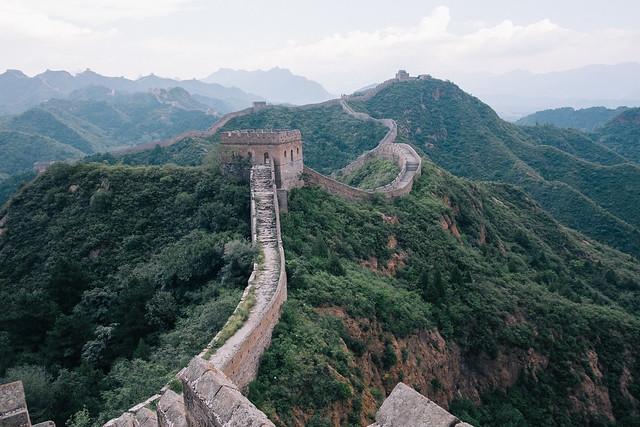 Great Wall of China - 2016-12